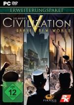 Civilization V: Brave New World Packshot