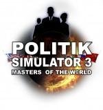 Politiksimulator 3 - Masters of the World Logo