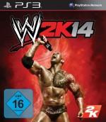 WWE 2K14 PS3 Packshot