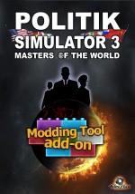 Politiksimulator 3 Modding-Tool-Logo